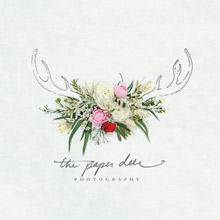 Paper Deer Photography - One Plus One Design