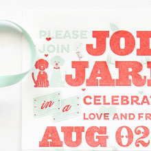 Jodi + Jared - One Plus One Design