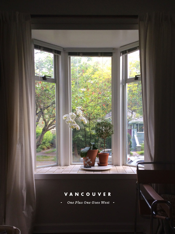 Vancouver | One Plus One Goes West
